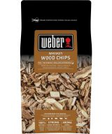 Weber Houtsnippers Whiskey 0