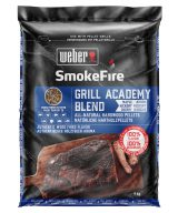 Weber Natuurlijke hardhout pellets - Grill Academy Blend